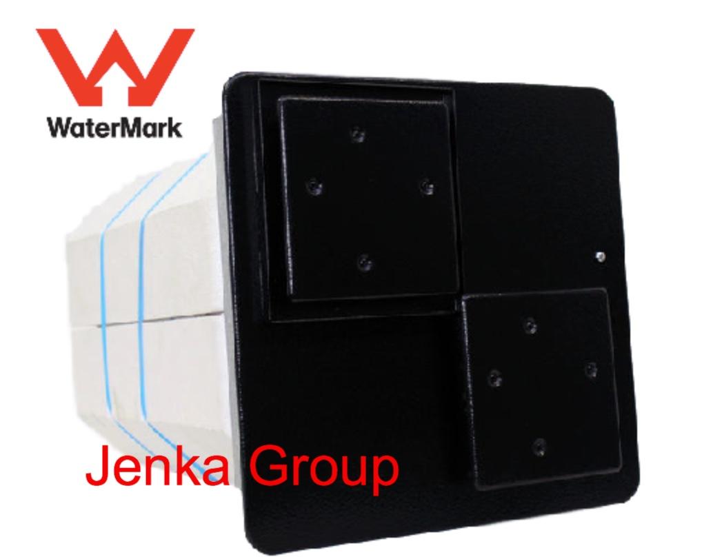Swift Hot Water Service Black Caravan Appliances Jenka