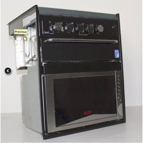 swift grill and microwave combination