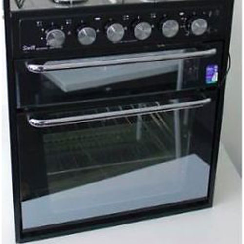 Swift Oven With Wok Option Gas Caravan Aplliances