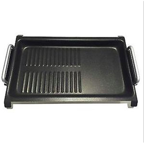 3way bbq griddle plate