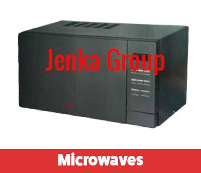 caravan microwaves